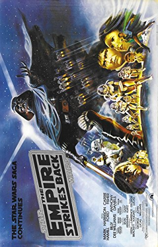 Star Wars Episode V The Empire Strikes Back 1980 Movie Poster 24 X36 Buy Online In Aruba Missing Category Value Products In Aruba See Prices Reviews And Free Delivery Over 120 ƒ Desertcart