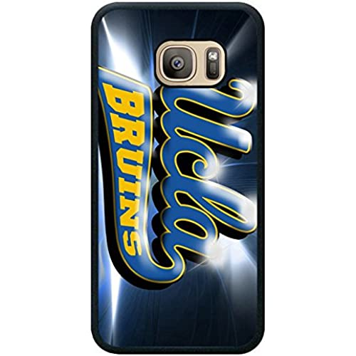 Samsung S7 TPU Cases Designed with UCLA BRUINS 2 Black TPU Case for Samsung Galaxy S7 Sales