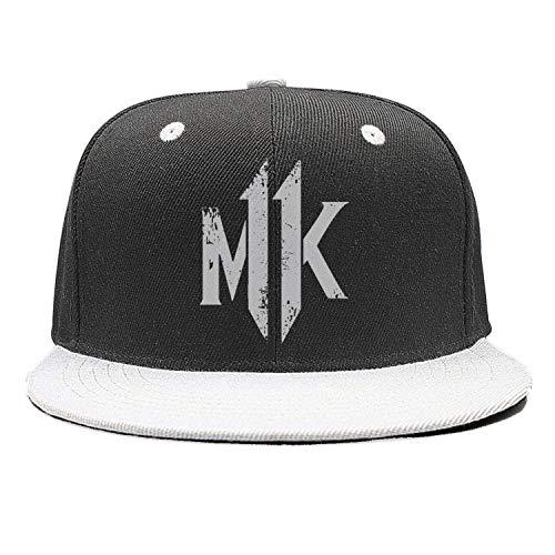 Slimerland Unisex mortal-kombat-11- Baseball Hats Visor Cap Hip-Hop caps -
