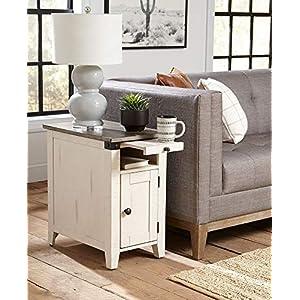 Martin Furniture Dakota Table, White