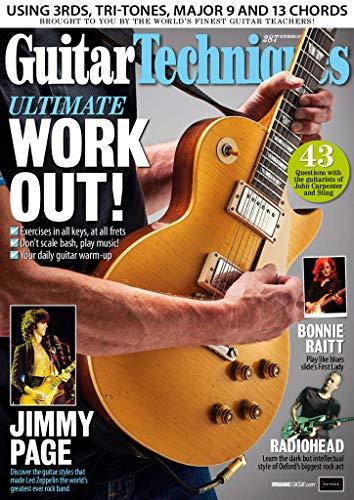 Best Price for Guitar Techniques Magazine Subscription