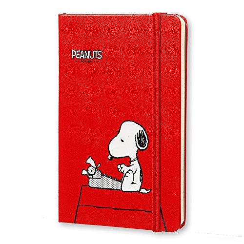 Moleskine 18 Month Weekly Planner, Pocket, Scarlet Red, Hard Cover (3.5 x 5.5)