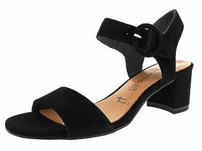 4d747ab37db6 Tamaris Damen Sandalette 42 EU  Amazon.de  Schuhe   Handtaschen