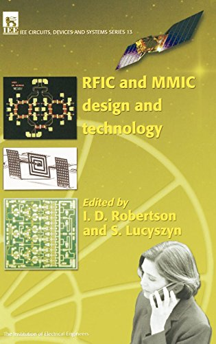 Rf Integrated Circuit Design - RFIC and MMIC Design and Technology (Materials, Circuits and Devices)