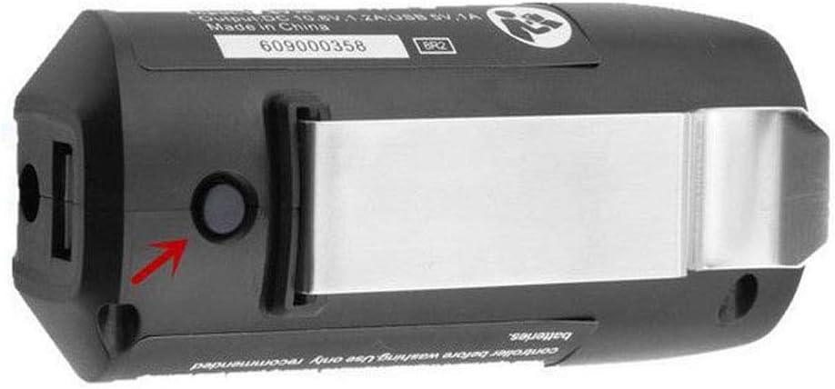 BAT411 GSR 10.8-2-Li USB Adapter Ladeger/ät F/ür BOSCH 10,8V // 12V Akkus 2 607 336 014 2 607 336 864 D-70745