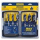Irwin Industrial Tools 3041006 Speebor Max Spade Bit Set, 6-Piece
