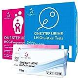 PREGMATE 100 Ovulation (LH) And 50 Pregnancy (HCG) Test Strips (100 LH + 50 HCG)