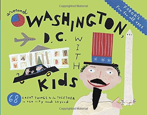 Fodors Around Washington Travel Guide product image