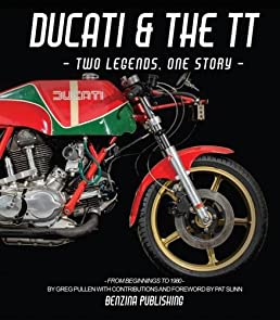 ducati and the tt greg pullen 9780993258305 amazon com books rh amazon com Ducati Dirt Bike Ducati 998RS