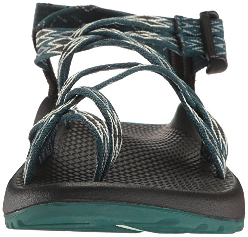 Athletic Chaco Classic Sandal Zx2 Teal Angular Women's t181v