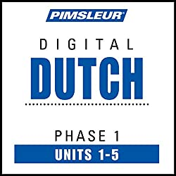 Dutch Phase 1, Unit 01-05