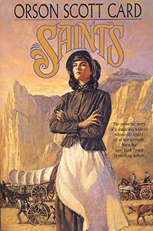 book cover of Saints
