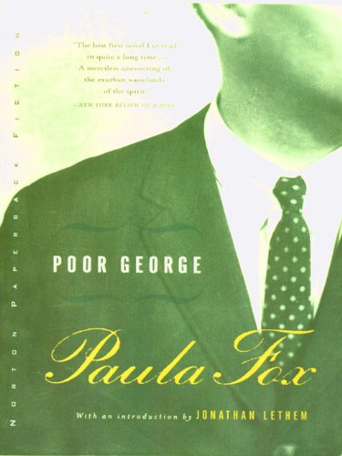 Poor George: A Novel cover