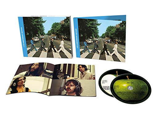 Abbey Road Anniversary [2 CD Deluxe] (Sgt Peppers Lonely Hearts Club Band Super Deluxe)