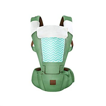 Amazon.com : WYNZYYEBD Baby Carrier, Multifunctional Waist Stool Strap Baby Holding Seat Stool Baby Front Holding Baby Carrier Multi-Color Optional (Color ...