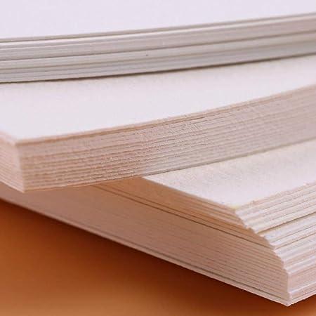 RILI Papel de algodón Acuarela Pulp Sketchbook con Tres parcelas de 20 Hojas de Artistas Profesionales para Pintar Accesorios,Grano,32k 300g: Amazon.es: Hogar