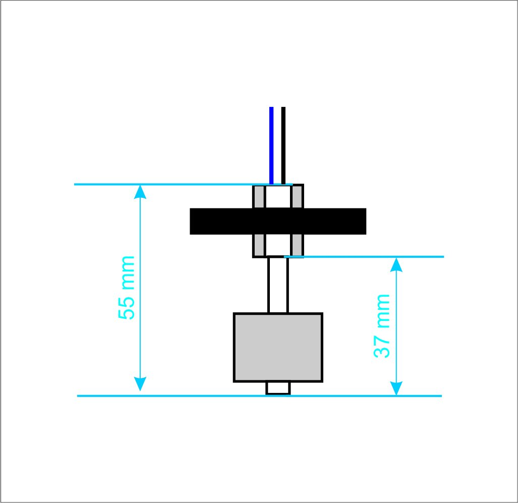 All About Electronics Float Sensor Switch Water Level For 2 Pump Control Diagram Controller Normally Openno Close Nc Type Pcs Copper