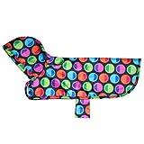 RC Pet Products Packable Dog Rain Poncho, Umbrella, XX-Large, My Pet Supplies