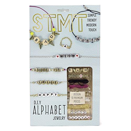 STMT D I Y Alphabet Jewelry Set product image