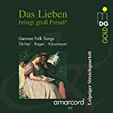 German Folk Songs in Romantic Arrangemen