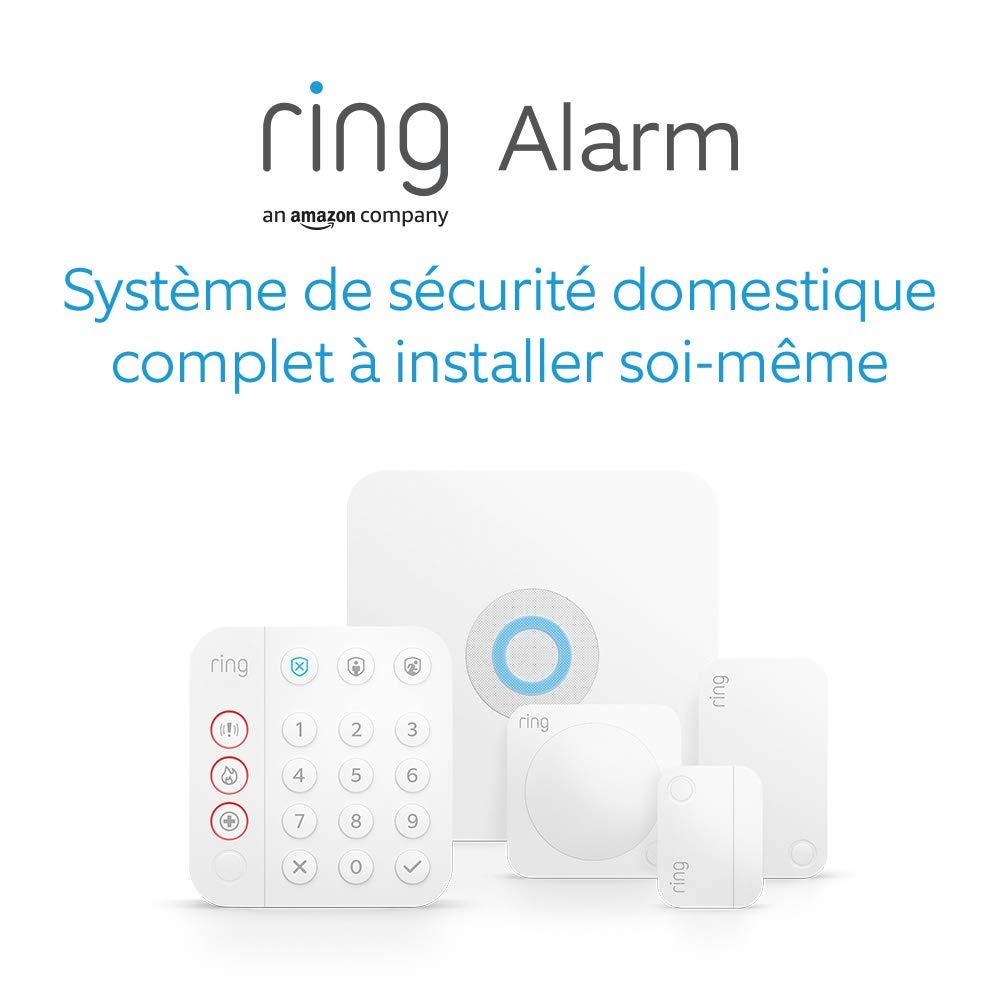 Ring Alarm Kit 5 pièces (2e génération) par Amazon | Système de...