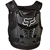 Fox Racing Proframe LC Roost Deflector (L/XL, Black)