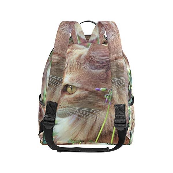 Gatto Animale Zaino per Donne Ragazze Borsa Moda Borsa Bookbag Bambini Viaggio College Casual Zaino Ragazzo Prescolare… 3 spesavip