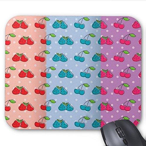 y Pattern Vectors Print Mouse Mat 11.8 X 9.8 In (Zelda Floral Print)