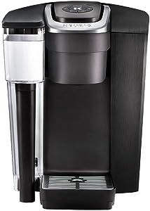 """Keurig K1500 Coffee Maker, 12.4"""" x 10.3"""" x 12.1"""", Black"""