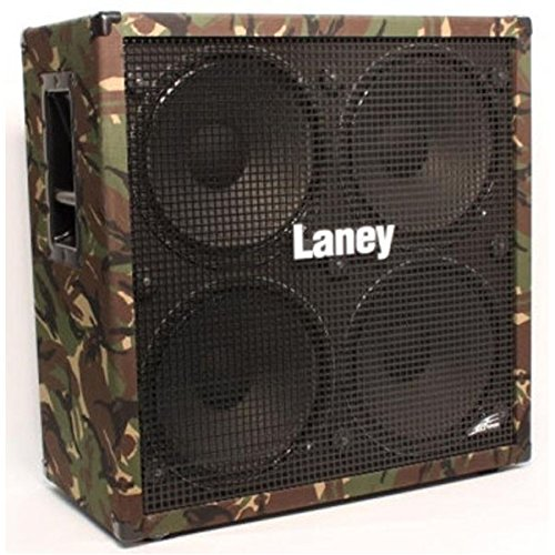 Laney LX412S 4X12 Straight Guitar Cabinet by Laney