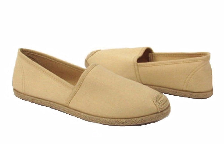 Top Moda Doris-3 Canvas Espadrille Women's Flat Loafer