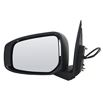 New Pair Set Power Side Mirror Glass Housing Heated for 12-17 Hyundai Veloster