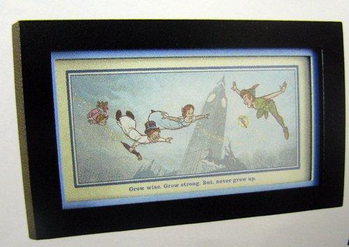 hallmark-disney-dyg9732-never-grow-up-peter-pan-framed-print