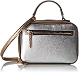 MILLY Mixed Metallic Mini Satchel, Multi