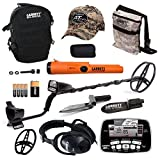 Garrett AT Pro Metal Detector Bonus Pack with ProPointer AT and Edge Digger Review