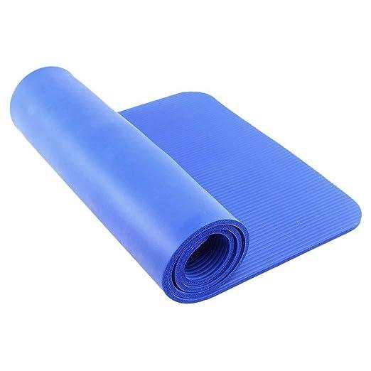 Funnyrunstore Cómoda colchoneta de Yoga Antideslizante Thick ...
