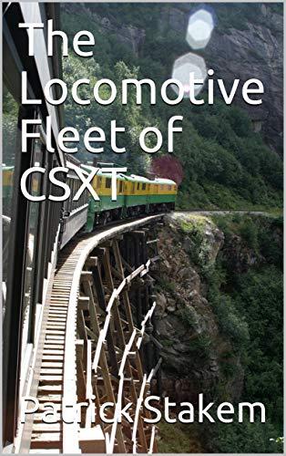 The Locomotive Fleet of CSXT