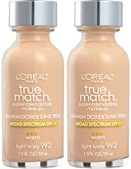 L'Oreal Paris Cosmetics True Match Super-Blendable Foundation...