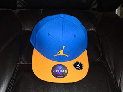 4ea7b762 Image Unavailable. Image not available for. Color: NIKE YOUTH JORDAN  JUMPMAN BASEBALL HAT SNAPBACK ADJUSTABLE NEW WITH TAGS