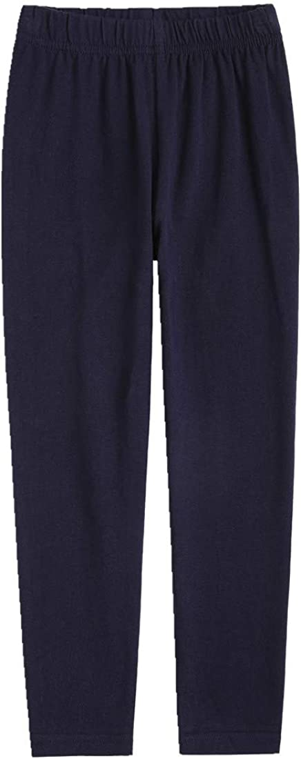 Sooxiwood Little Girls Leggings Solid Long Pant Spring