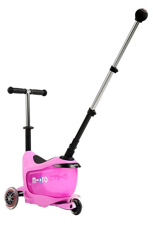 Micro Mini 2GO Deluxe Plus (Rosa): Amazon.es: Juguetes y juegos