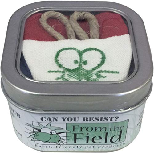 From The Field Can You Resist Phill-Up Your Own Cat Toy and - Toy Field Catnip Mouse