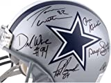 Dallas Cowboys Legends Autographed Riddell Speed Pro-Line Helmet - Limited Edition of 24 - Fanatics Authentic Certified