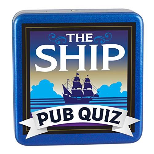 Cheatwell Games Ship Mini Pub Quiz (The Best Pub Quiz Questions)
