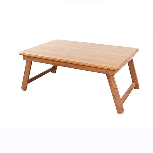 Mesa de cama portátil Cama plegable simple del escritorio del ...