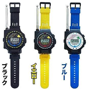 cb0e5aa209 腕時計としても使える!ウォッチ型 トランシーバーSPYCEIVER WATCH【ブルー】. 画像をクリックして ...