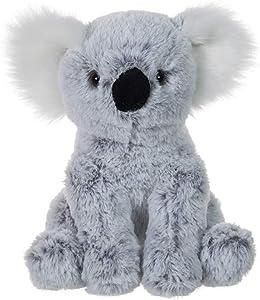 Apricot Lamb Toys Plush Gray Plush Koala Stuffed Animal Soft Cuddly Perfect for Child (Gray Plush Koala,8 Inches