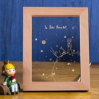 Créative D'anniversaire De Cadre Lunyilampe Cadeau NordiqueLampe Jc3uKTF1l