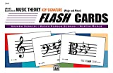 Alfred's Essentials of Music Theory: Key Signature Flash Cards (Major and Minor), Flash Cards