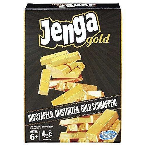 Jenga Gold amazon